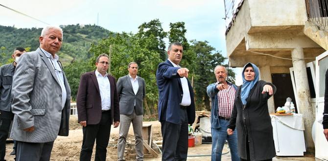 Hukuksuz uygulamaların yükü Bozkurt'a kaldı; Esenyurt Belediyesi'ne haciz geldi